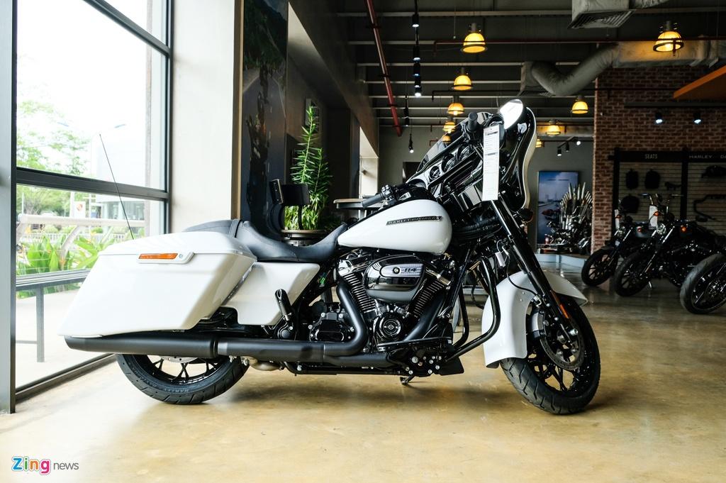 Harley-Davidson Street Glide Special 2020 ve Viet Nam, gia gan 1,1 ty hinh anh 20 DSCF1736_zing.jpg