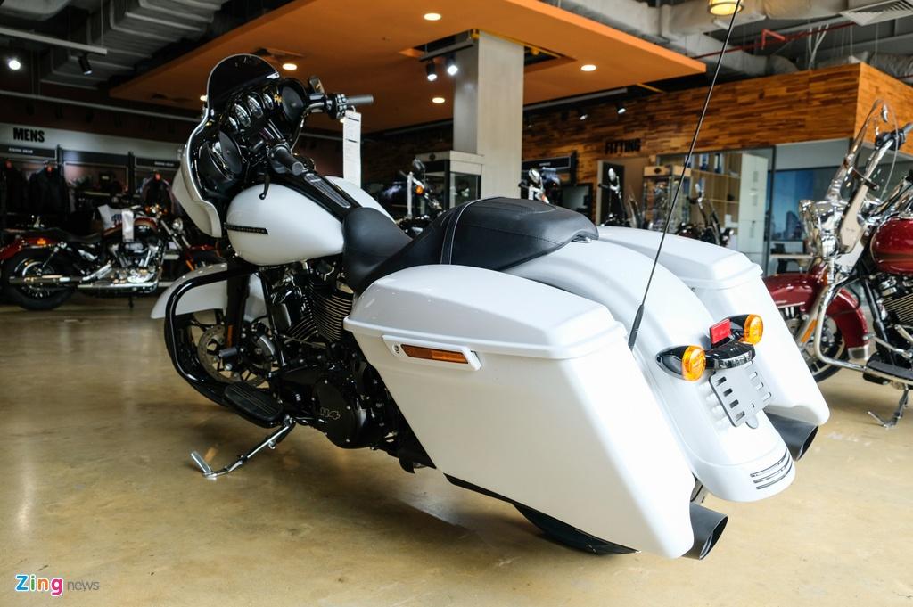 Harley-Davidson Street Glide Special 2020 ve Viet Nam, gia gan 1,1 ty hinh anh 2 DSCF1836_zing.jpg