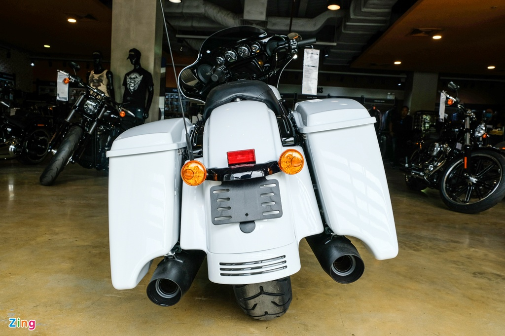 Harley-Davidson Street Glide Special 2020 ve Viet Nam, gia gan 1,1 ty hinh anh 5 DSCF1841_zing.jpg