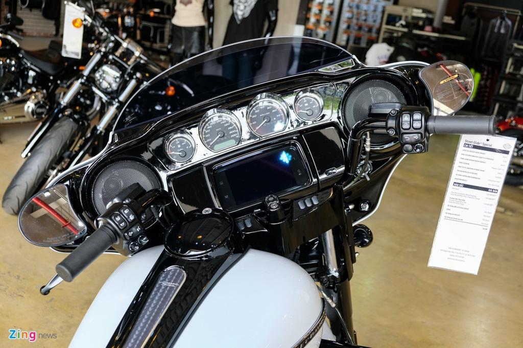 Harley-Davidson Street Glide Special 2020 ve Viet Nam, gia gan 1,1 ty hinh anh 7 DSCF1846_zing.jpg