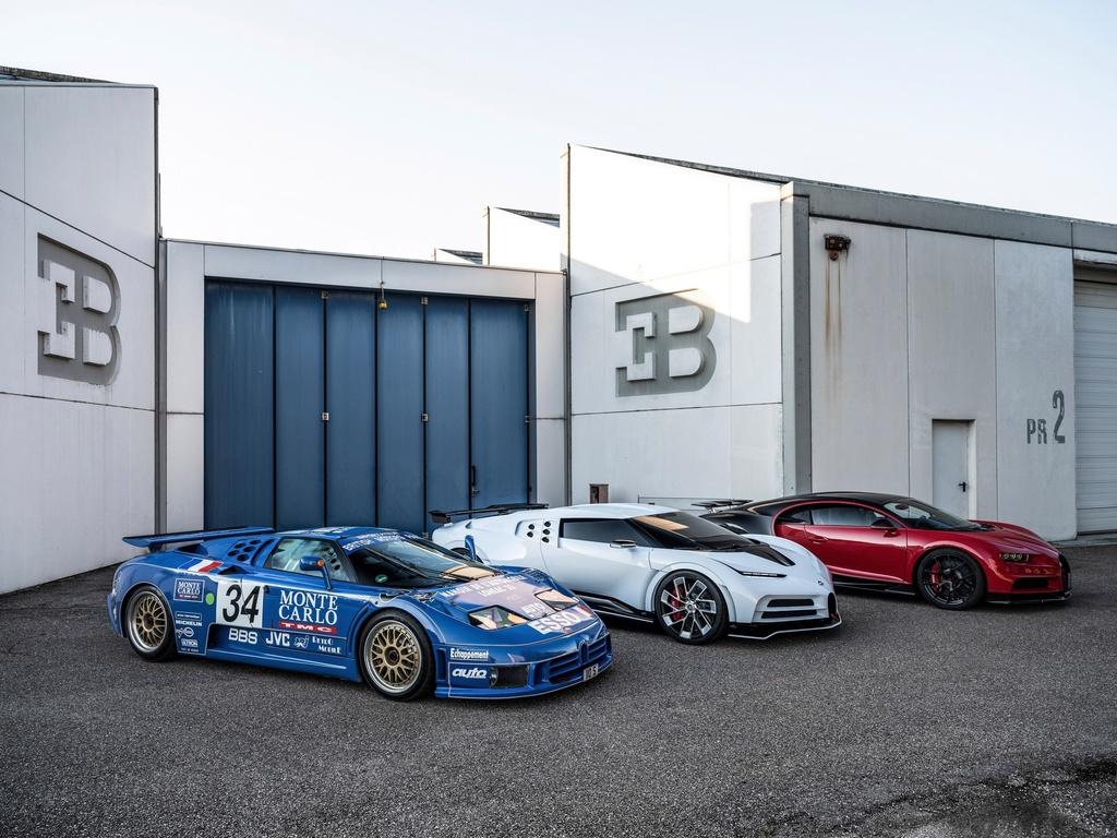 Ronaldo mua sieu xe Bugatti gia 9 trieu USD hinh anh 1 3b2b1731_bugatti_centodieci_19.jpg
