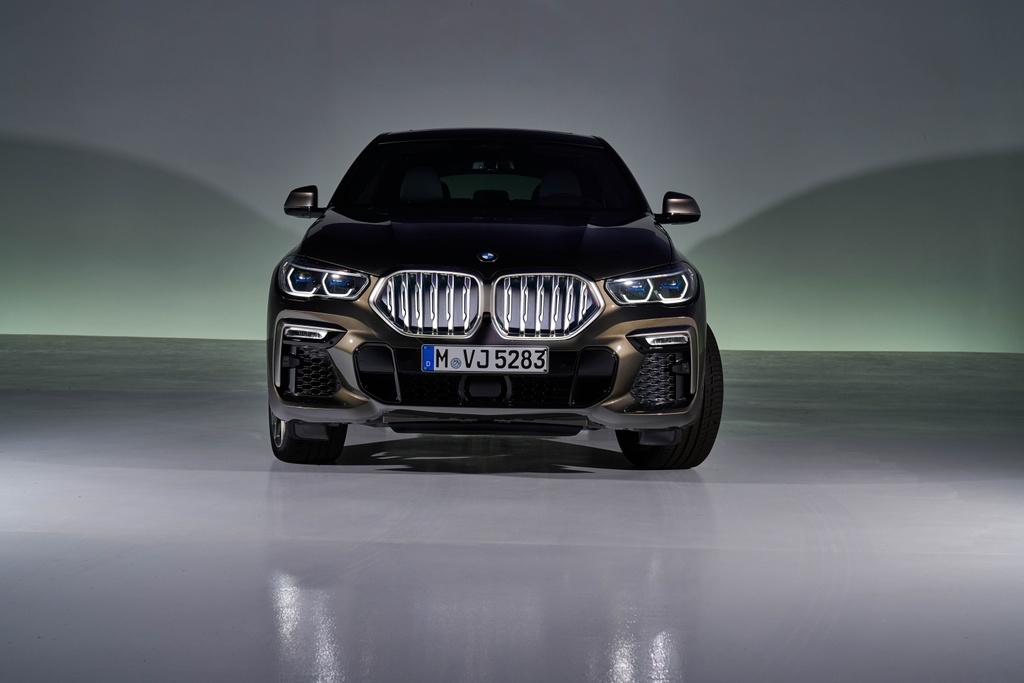 BMW X6 the he moi ra mat tai Thai Lan anh 4