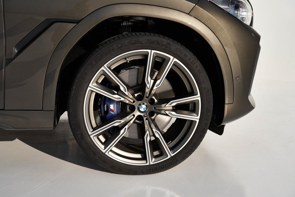 BMW X6 the he moi ra mat tai Thai Lan anh 6