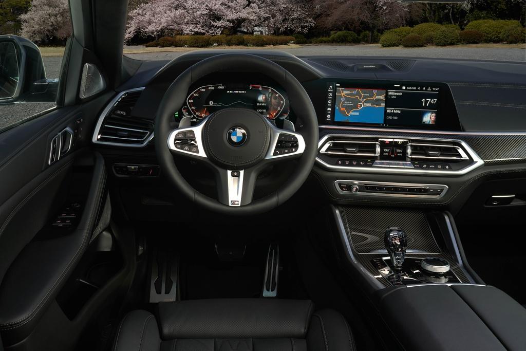 BMW X6 the he moi ra mat tai Thai Lan anh 8