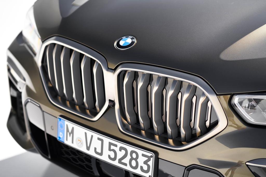 BMW X6 the he moi ra mat tai Thai Lan anh 5