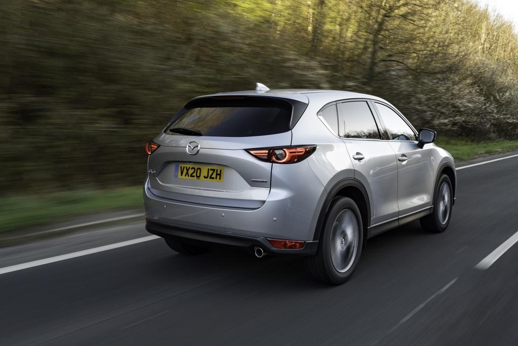 Mazda CX-5 2020 co gia tu 33.000 USD anh 6