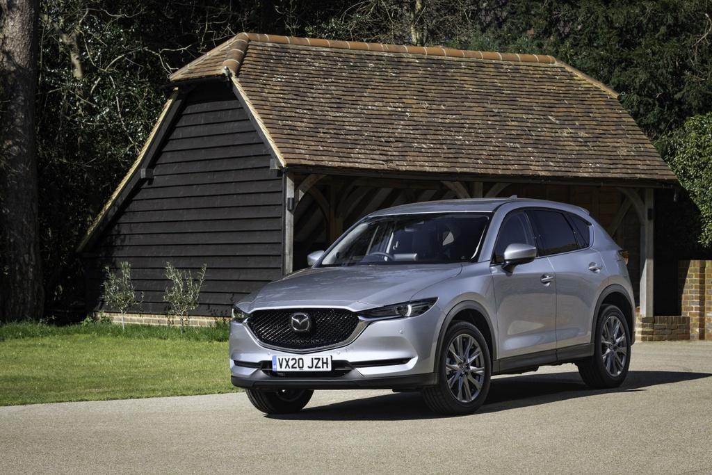 Mazda CX-5 2020 co gia tu 33.000 USD anh 1