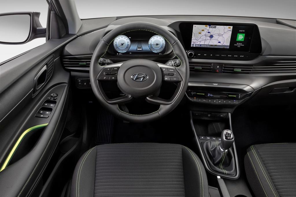 Hyundai ra mat i20 moi anh 8