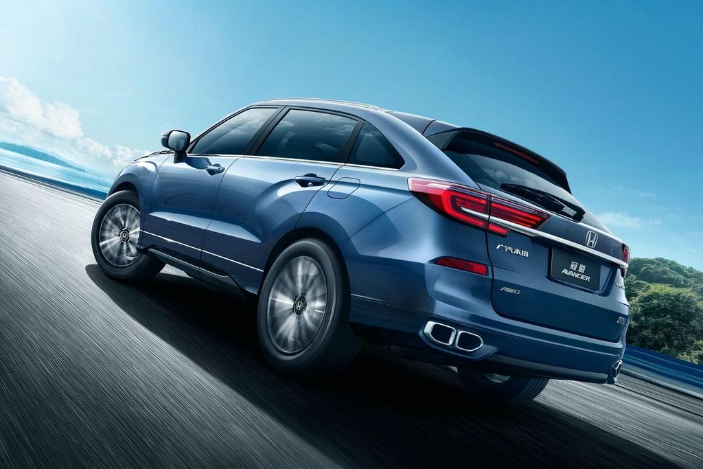 Honda Avancier 2020 ra mat - dan anh cua CR-V hinh anh 2 2020_Honda_Avancier_China_spec_16.jpg