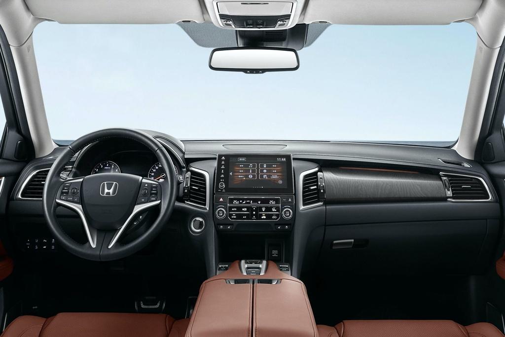Honda Avancier 2020 ra mat - dan anh cua CR-V hinh anh 7 2020_Honda_Avancier_China_spec_20.jpg