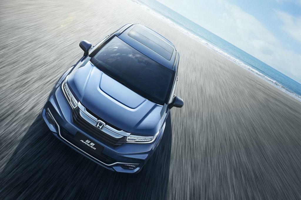 Honda Avancier 2020 ra mat - dan anh cua CR-V hinh anh 3 2020_Honda_Avancier_China_spec_3.jpg