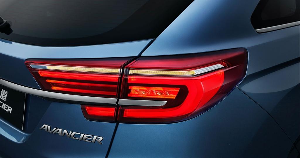 Honda Avancier 2020 ra mat - dan anh cua CR-V hinh anh 9 2020_Honda_Avancier_China_spec_5.jpg