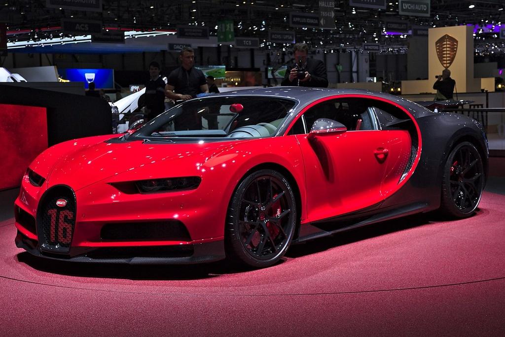 Nhung mau xe Bugatti doc va dep nhat tren the gioi anh 3