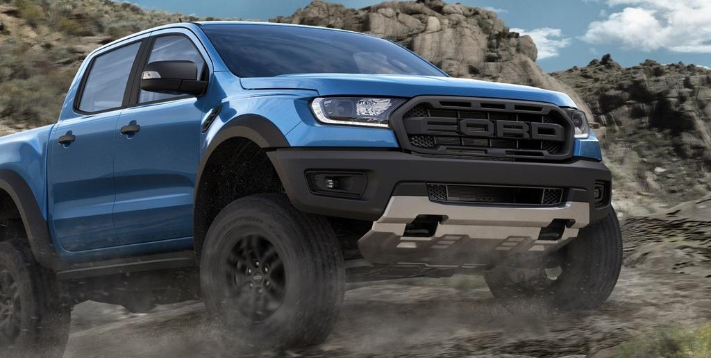 Ford Ranger Raptor 2020 ra mat anh 5