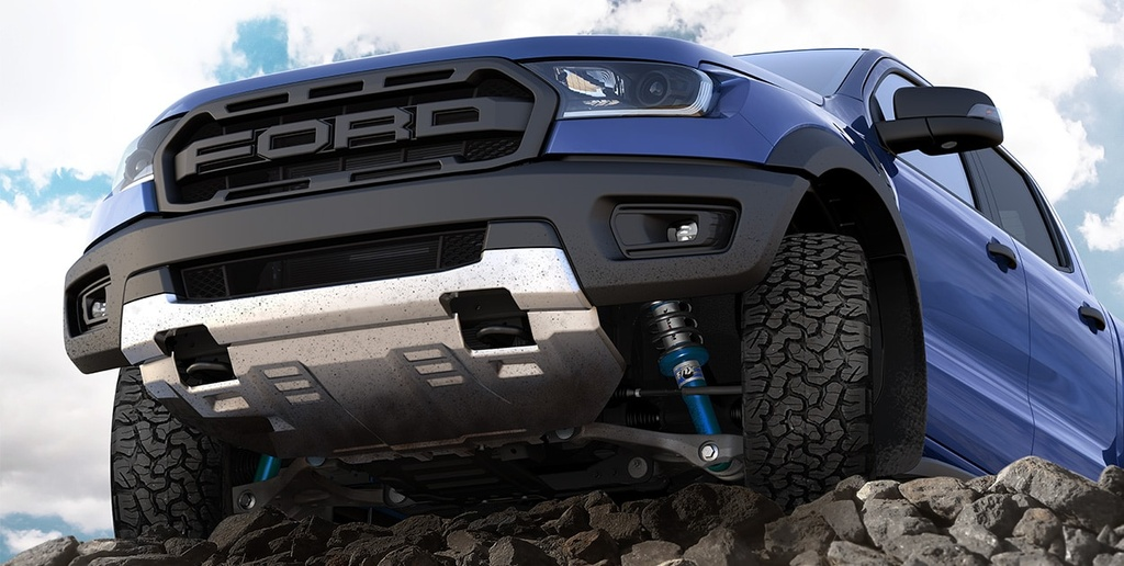 Ford Ranger Raptor 2020 ra mat anh 6