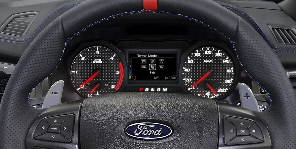 Ford Ranger Raptor 2020 ra mat anh 10