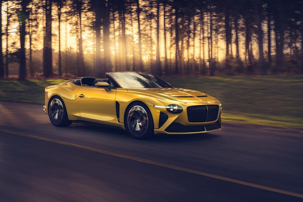 Sieu xe mui tran Bentley Mulliner Bacalar co den 6 lua chon mau sac hinh anh 1 2020_bentley_mulliner_bacalar_1.jpg