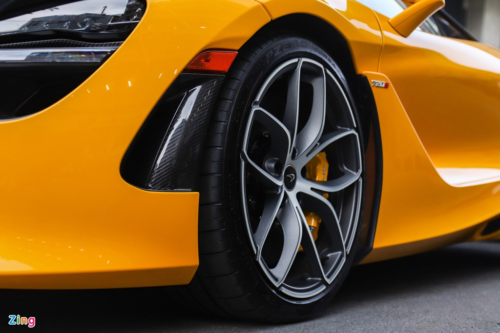 McLaren 720S Spider tai TP.HCM anh 4