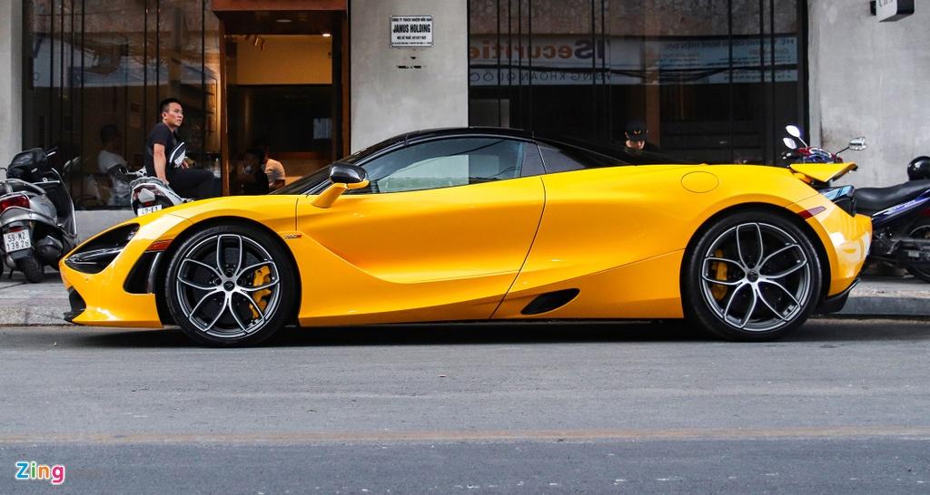 McLaren 720S Spider tai TP.HCM anh 2