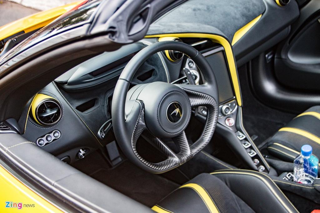 McLaren 720S Spider tai TP.HCM anh 7