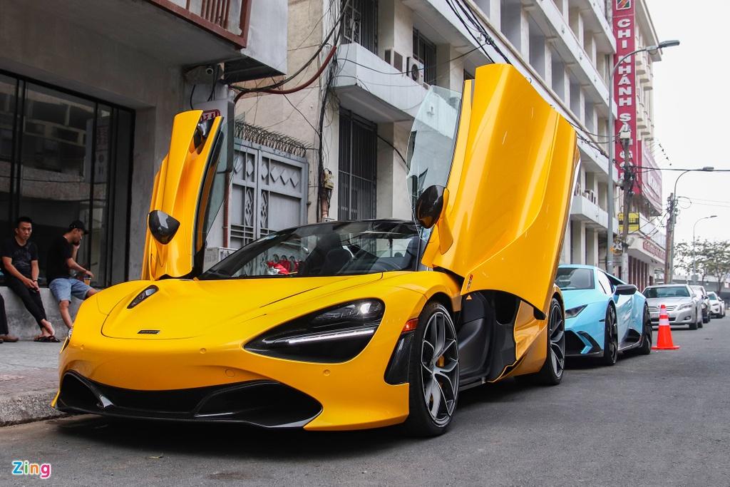 McLaren 720S Spider tai TP.HCM anh 10