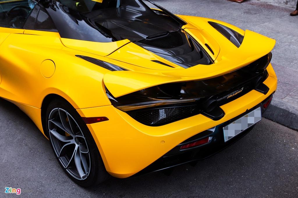 McLaren 720S Spider tai TP.HCM anh 3