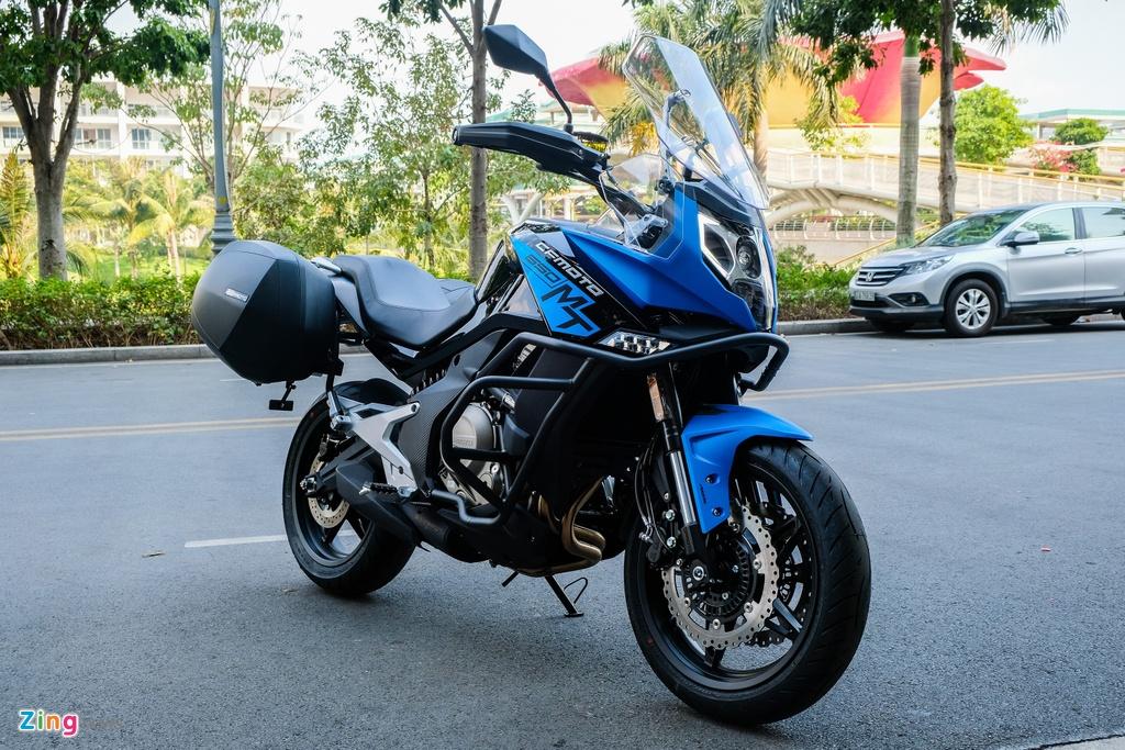 Nhung moto adventure trong tam gia duoi 200 trieu dong anh 2