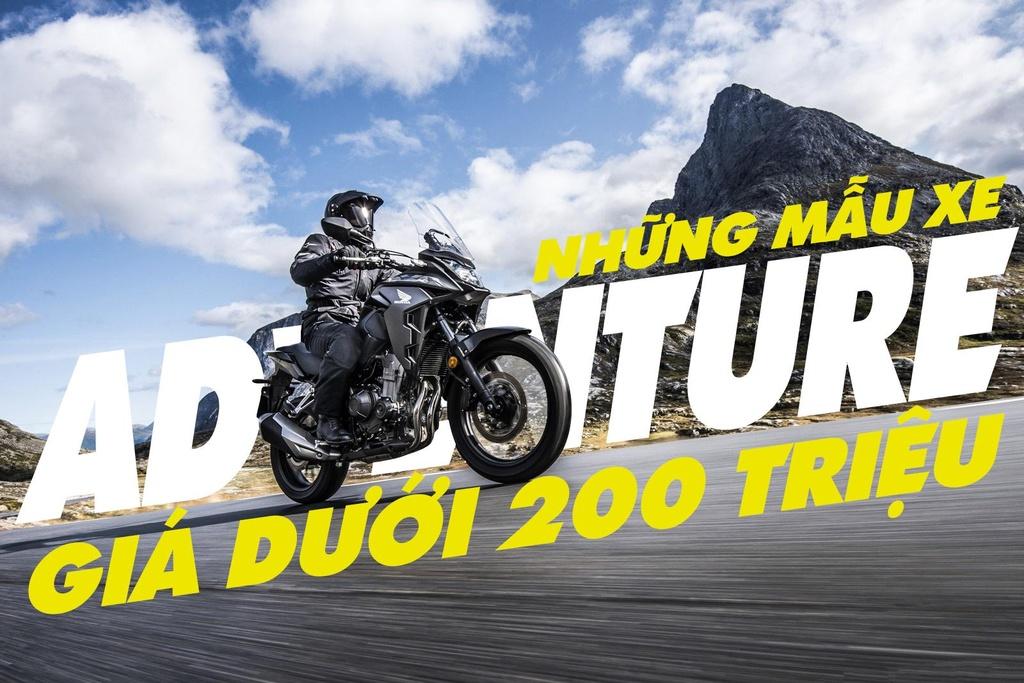 Nhung moto adventure trong tam gia duoi 200 trieu dong anh 1