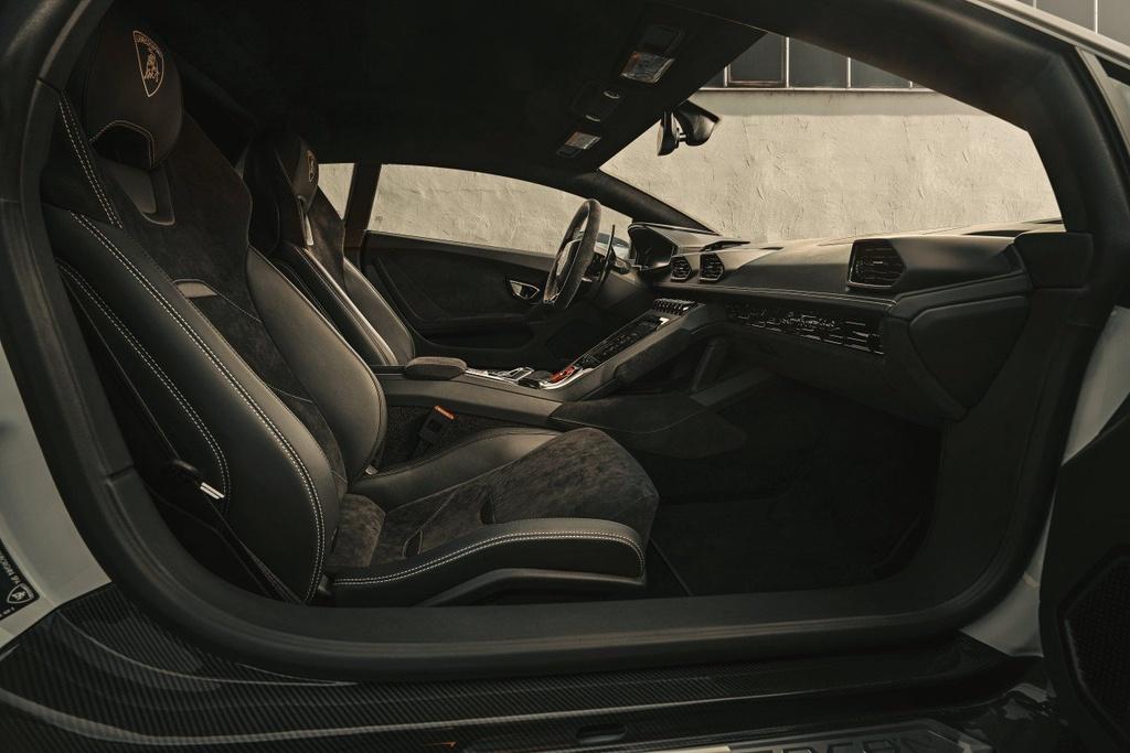 Lamborghini Huracan EVO voi goi do giam can, tang khi dong hoc hinh anh 10 Evo_12.jpg