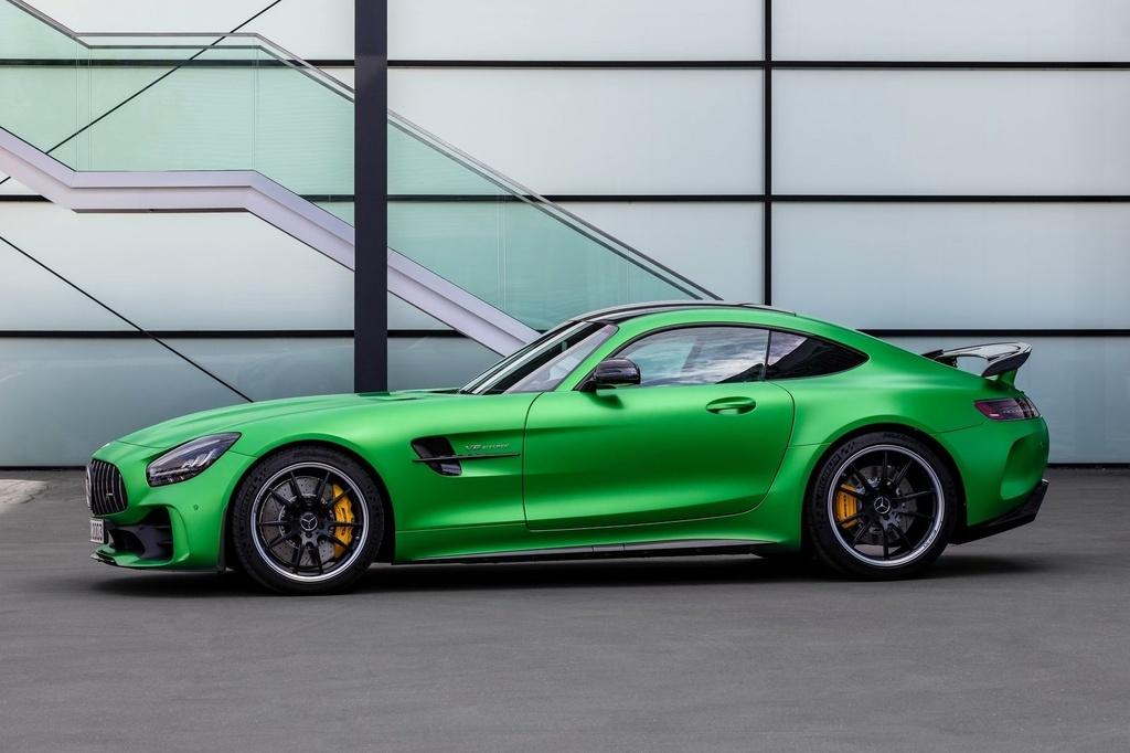 Mercedes-AMG GT R vua ra mat VN anh 4