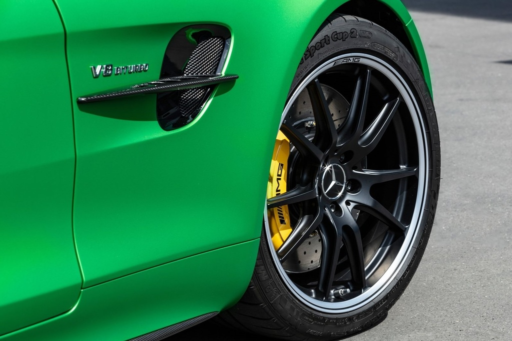 Mercedes-AMG GT R vua ra mat VN anh 6