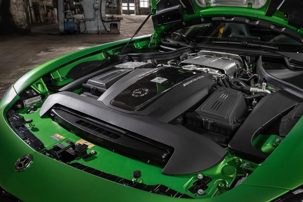 Mercedes-AMG GT R vua ra mat VN anh 7