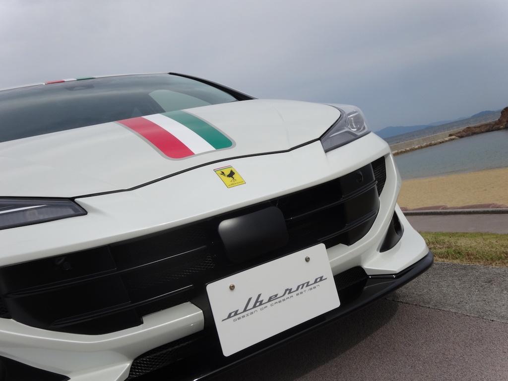 Toyota Prius hoa sieu xe Ferrari voi goi do 2.000 USD hinh anh 3 Toyota_Prius_Ferrari_10.jpg