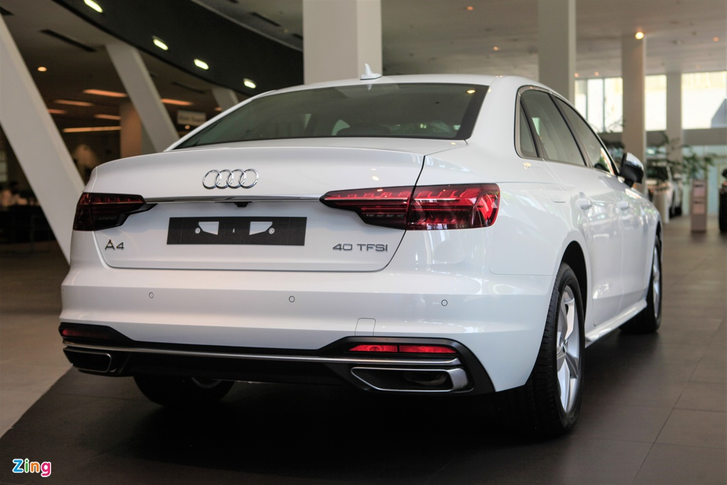 Chi tiet Audi A4 2020 anh 2