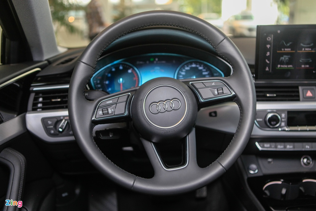 Chi tiet Audi A4 2020 anh 8