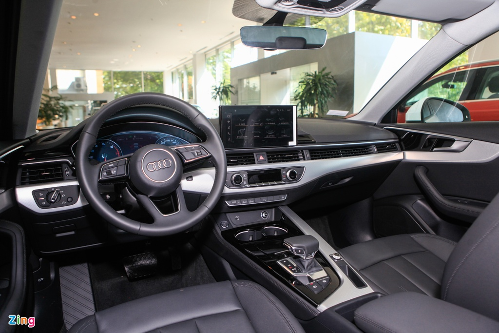 Chi tiet Audi A4 2020 anh 7