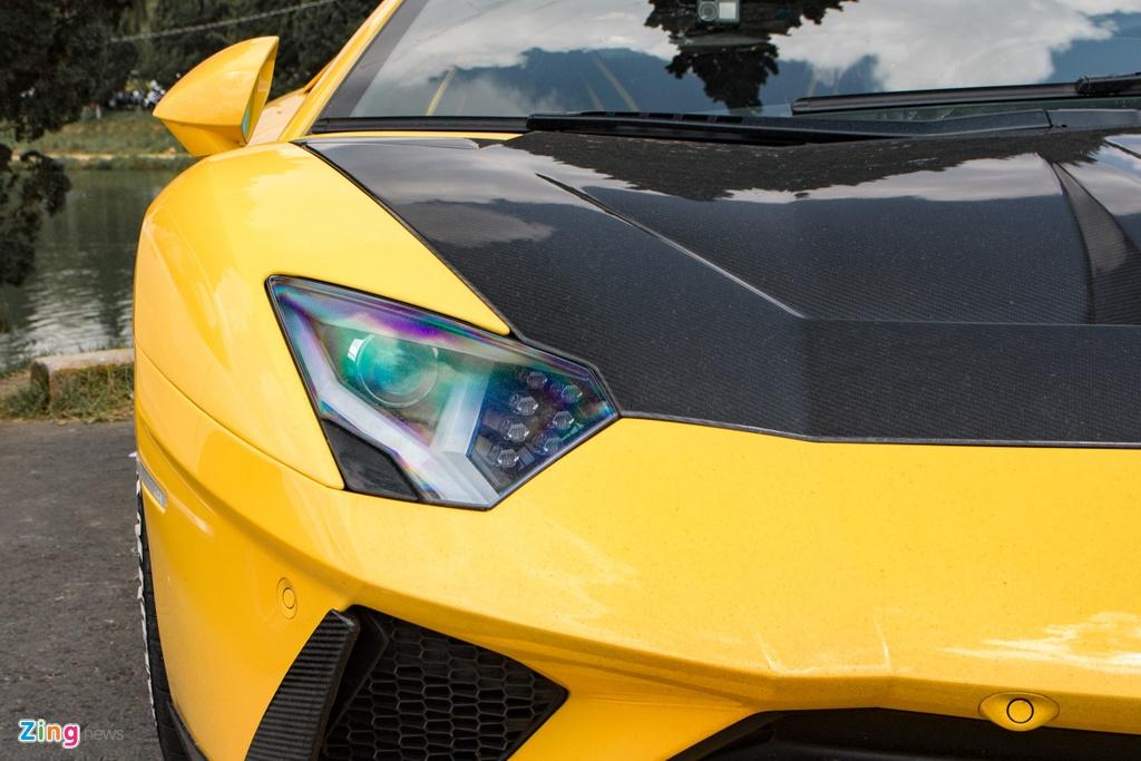 Lamborghini Aventador S lot xac voi goi do 70.000 USD anh 10