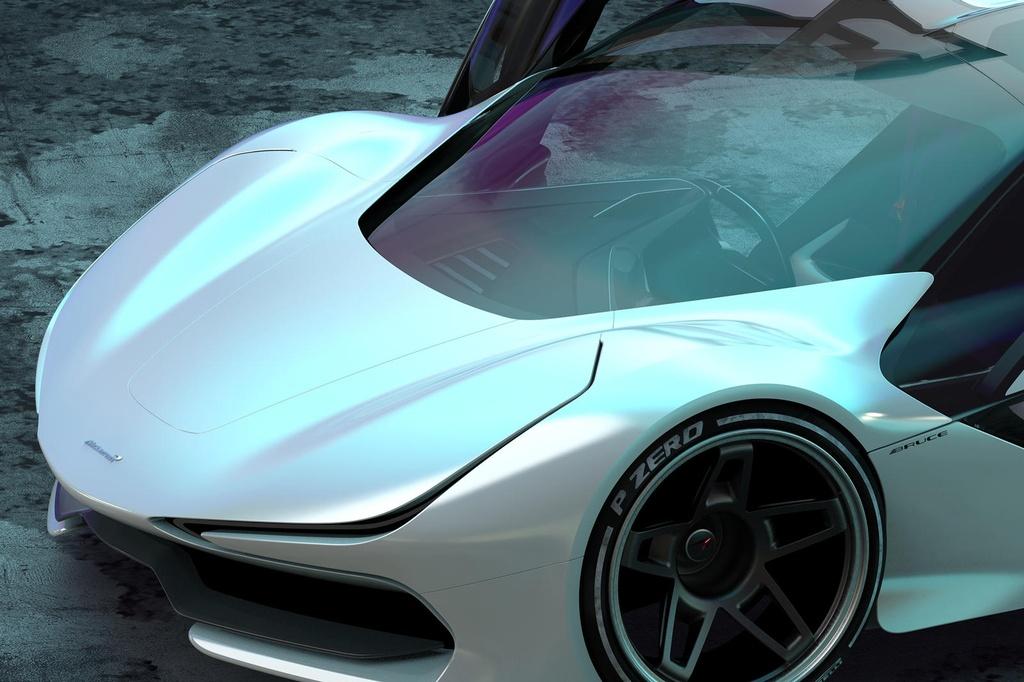 Sieu xe ke nhiem cua McLaren F1 anh 5