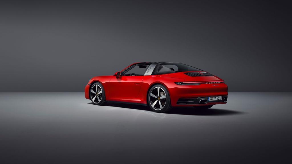 Porsche 911 Targa 2021 ra mat anh 10