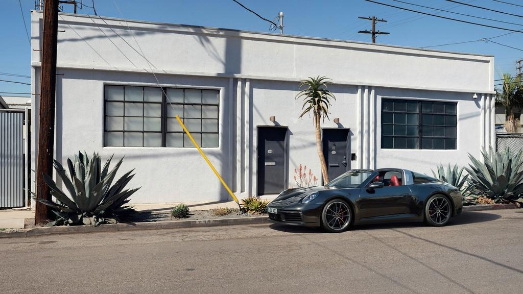Porsche 911 Targa 2021 ra mat anh 2