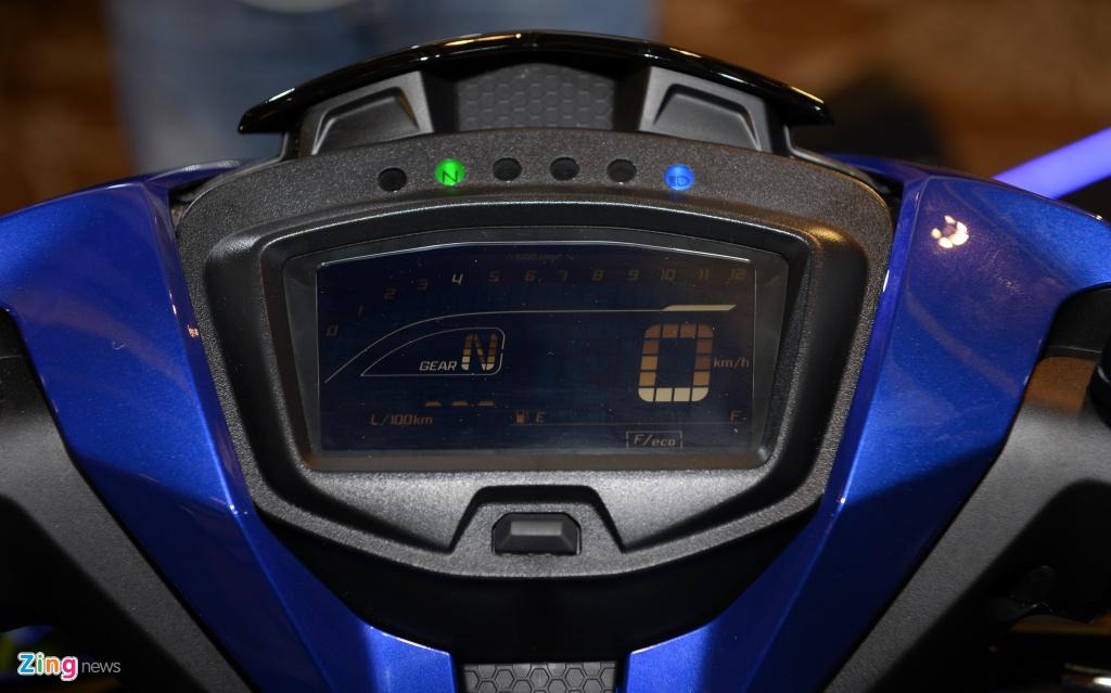 Yamaha Exciter 155 se khac gi so voi phien ban hien tai? hinh anh 6 Yamaha_Exciter_zing_9999.jpg