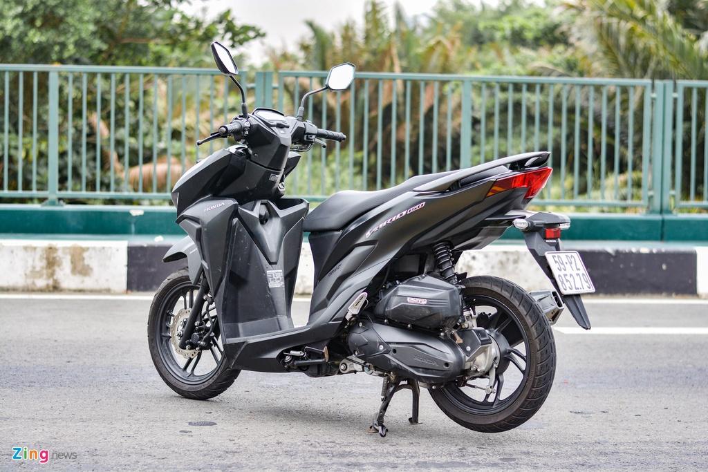Danh gia Honda Vario 150 anh 9