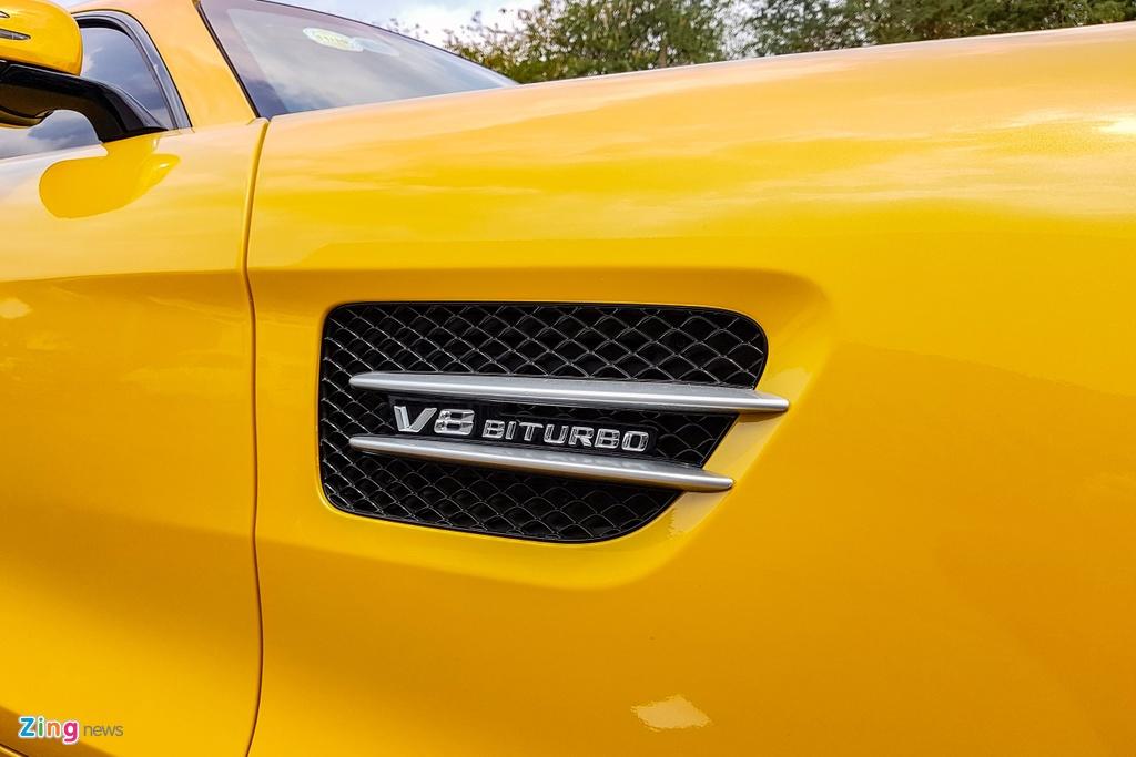 Mercedes-AMG GT S dau tien VN tai xuat anh 6