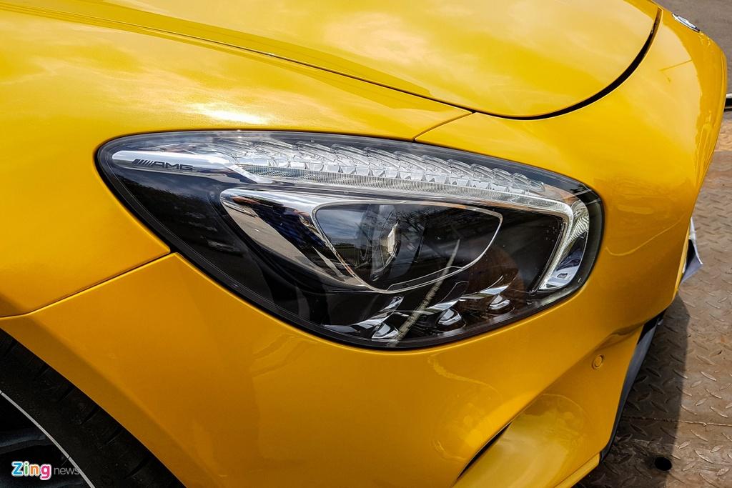 Mercedes-AMG GT S dau tien VN tai xuat anh 8