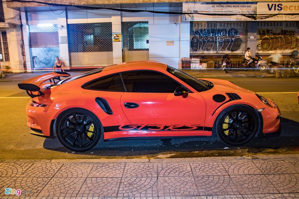 Porsche 911 GT3 RS cua Dang Le Nguyen Vu tai xuat anh 5