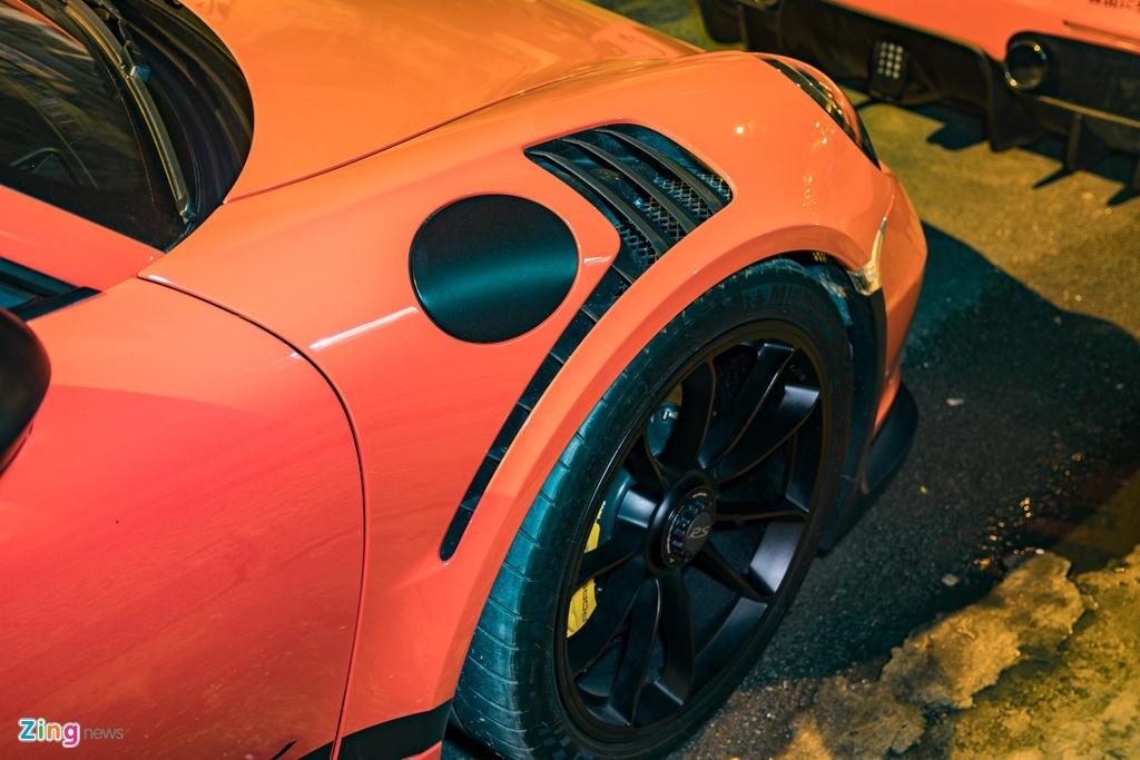 Porsche 911 GT3 RS cua Dang Le Nguyen Vu tai xuat anh 7