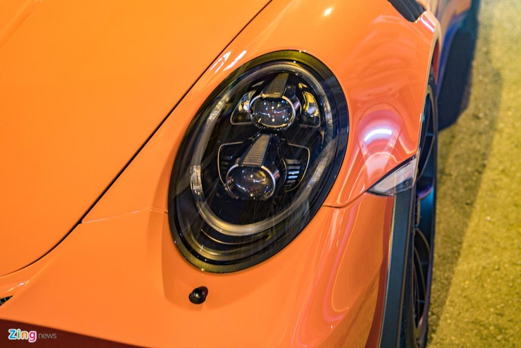 Porsche 911 GT3 RS cua Dang Le Nguyen Vu tai xuat anh 8