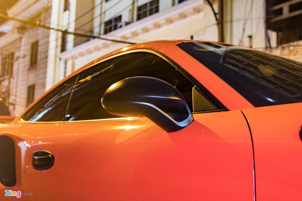 Porsche 911 GT3 RS cua Dang Le Nguyen Vu tai xuat anh 10
