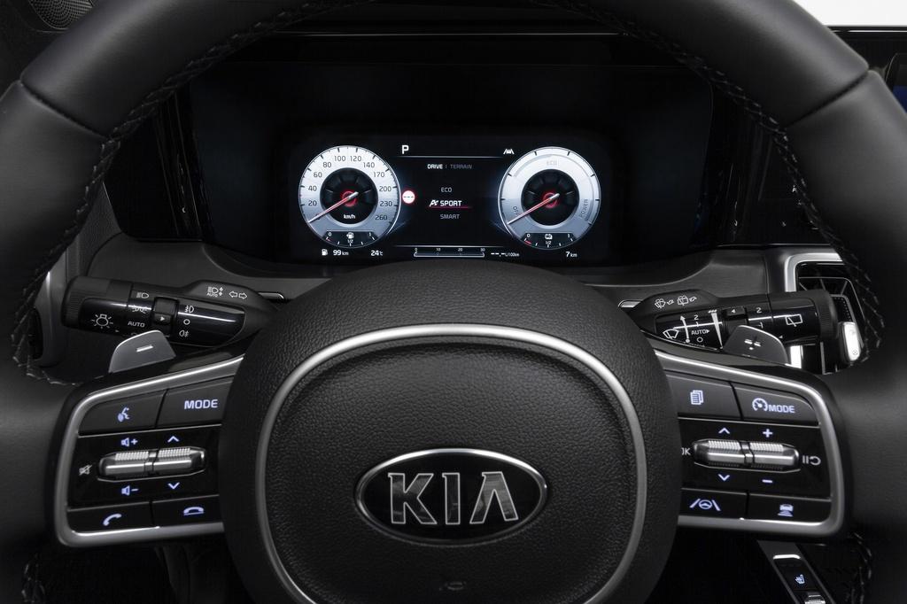 Hyundai Santa Fe 2021 dau Kia Sorento 2021 anh 10