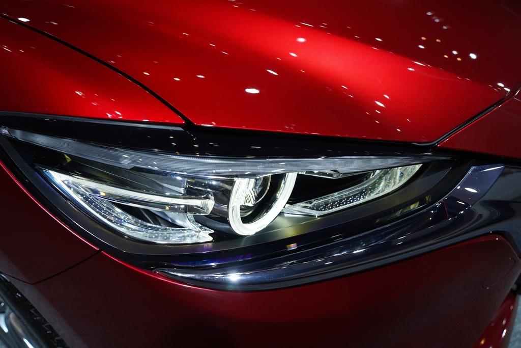 Mazda6 vua ra mat Viet Nam anh 5